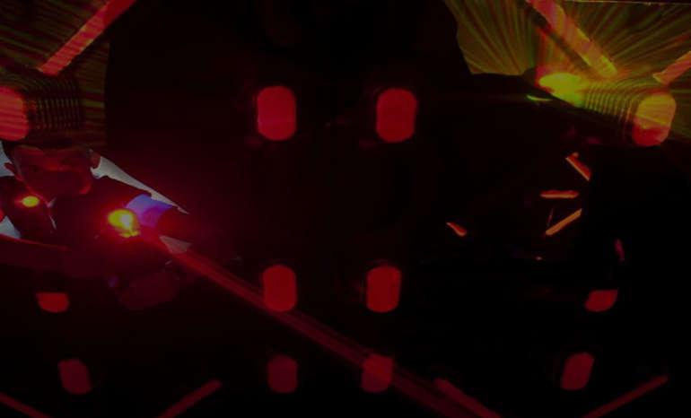 hendy il guerriero laser game arena giocatore